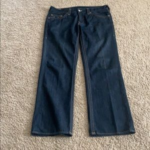 RECENT MARKDOWN Tall Mens True Religion Jeans
